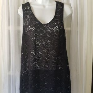 Mossimo black cover up